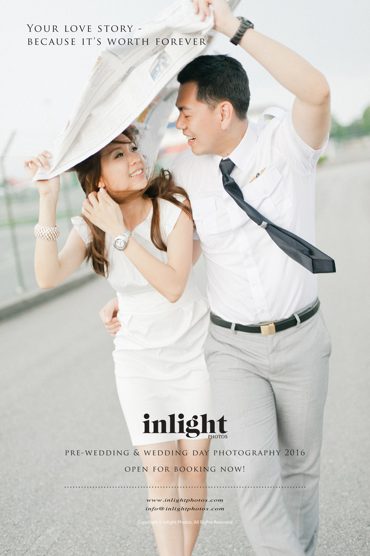 Pre-wedding & wedding day photography 2016 : Open for booking now ...
