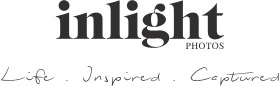 Inlight Photos | Malaysia Family, Wedding & Lifestyle Photographer logo